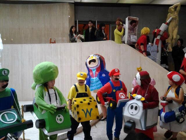 Kanazawa College of Art - die Kunsthochschule in Japan mit den besten Kostümen