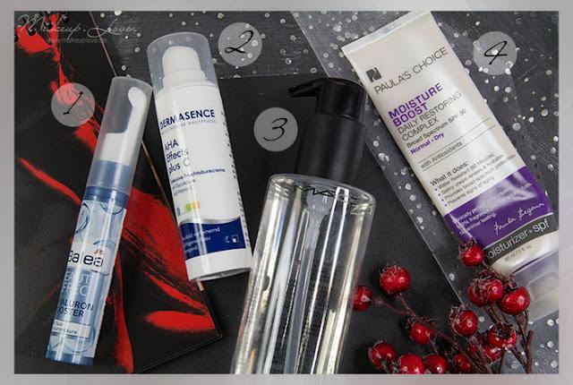 Beauty Jahresfavoriten 2015 Pflege Skincare balea mac dermasence paulas choice