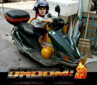 Dhoom Amir Khan Funny Pics Meme Facebook Trolling Fans Srk
