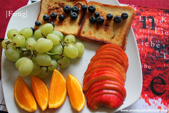 French Toast Zutaten Zubereitung Fertig