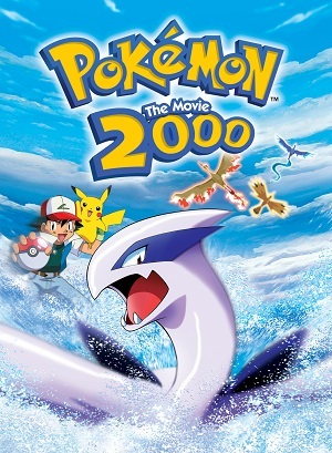 Pokémon 2 - O Filme 2000 Filmes Torrent Download capa