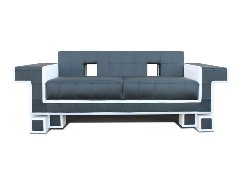 Couch u form 3m  Igor Chak's The Space Invaders Sofa Becomes A Reality