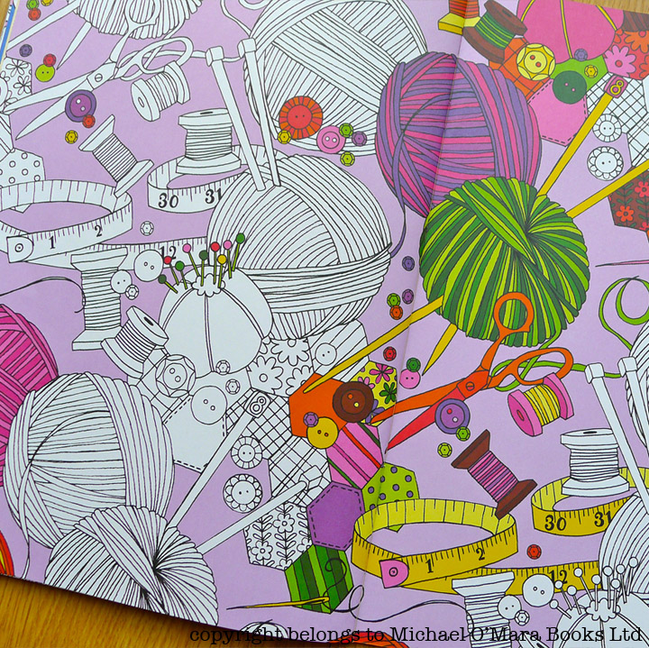 Pretty Patterns Colouring Book : Beth gunnell design my latest book perfect patterns