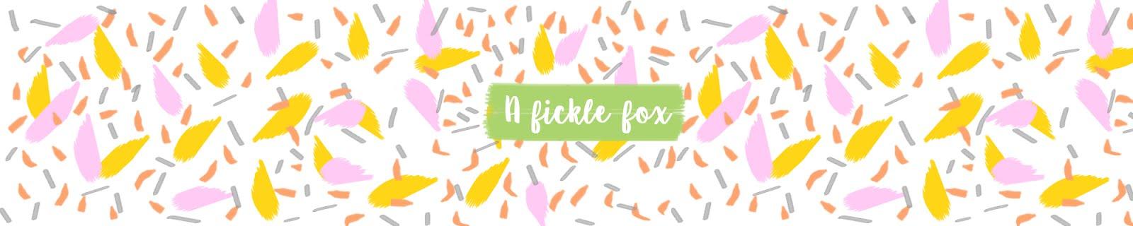 A fickle fox