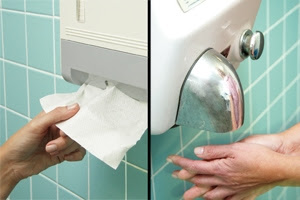 Right Way Of Drying Your Hands Pinoy99 News Daily