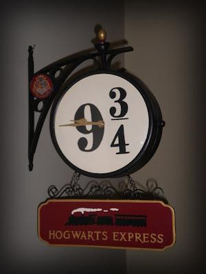 Creepy creations by jamie moore hogwarts express platform for Decor express