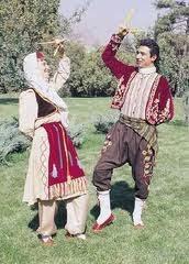 dança das colheres