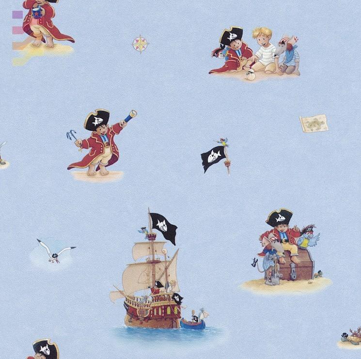 tapeta piraci