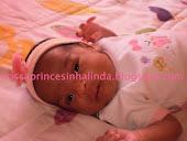 Laura com 2 meses