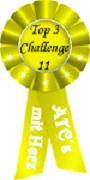 ATC´s mit Herz Challenge