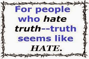 People Who Hate Truth