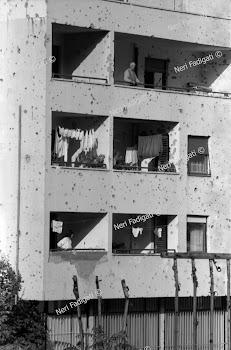 Mostar, 1977, foto N. Fadigati ©
