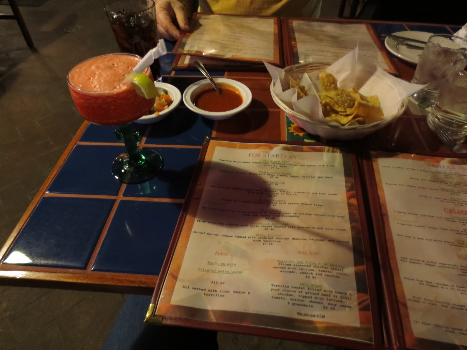 Brianna S Mexican Food Sacramento Ca