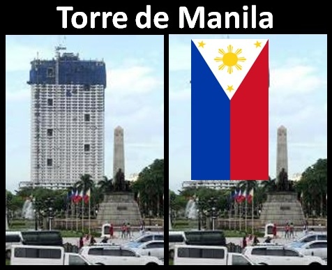 "torre de manila Furthermore, the court also found that there is no law that prohibits the  construction of the challenged torre de manila"" congrats dmci pin the."