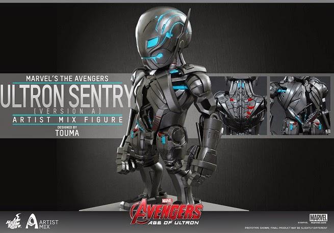 Action Figures: Marvel, DC, etc. - Página 2 Hot-toys---avengers---age-of-ultron---artist-mix-figures-designe-121048