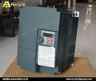 ขาย INVERTER TOSHIBA MODEL:VFS15-4075PL-W