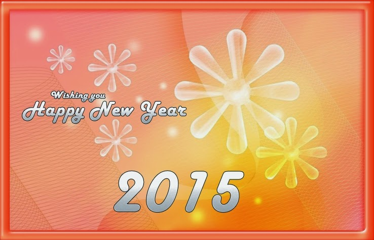 New Year Wishes 2015 Greetings Holiday Cards