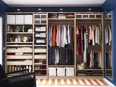 Armarios de habitaciones ideas para decorar dise ar y mejorar tu casa - Armario de habitacion ...