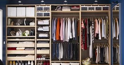 Armarios de habitaciones ideas para decorar dise ar y - Disenar armario ikea ...