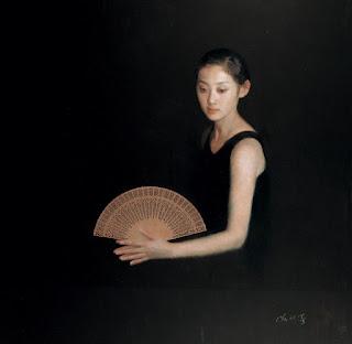 Elegantes Retratos de Mujeres Chinas