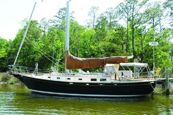 Best Offshore Cruising Sailboats