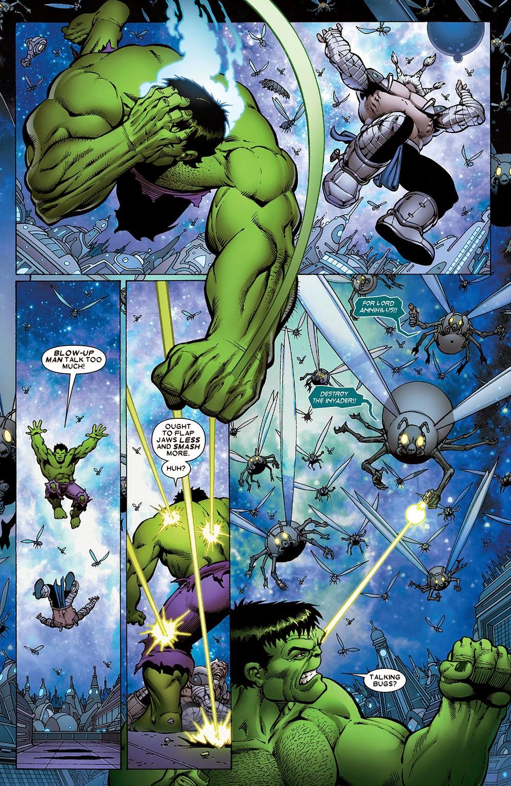 Thanos Vs Hulk 03 Of 04 2015 Vietcomic Net
