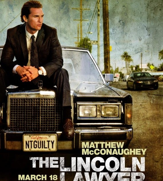 Things That Don't Suck: The Lincoln Lawyer