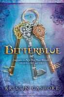 book cover of Bitterblue by Kristin Cashore