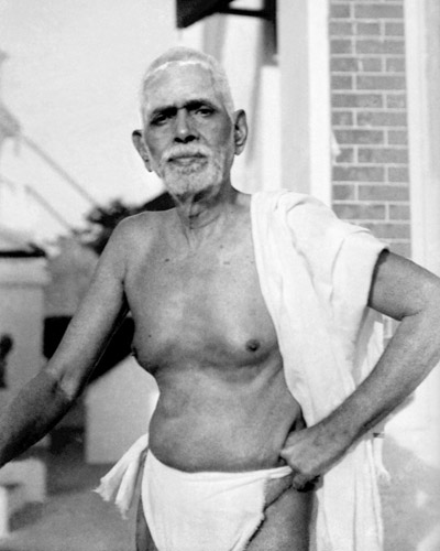 Ramana Maharshi - As seen by Paul Brunton