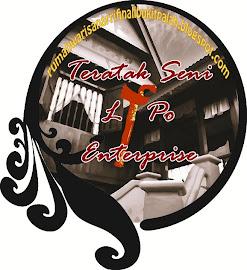 Logo Teratak Seni Li Po Enterprise