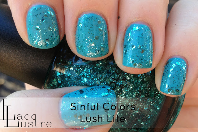 Sinful Colors Lush Life swatch