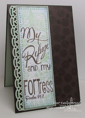 ODBD My Refuge, ODBD Boho Love, ODBD Custom Beautiful Borders Dies, Card Designer Angie Crockett
