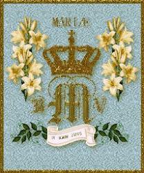 Dulce Nombre de María 12 de Septiembre.