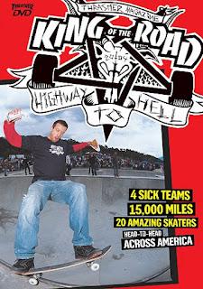 SKATERNOISE THRASHER - King Of The Road 2004