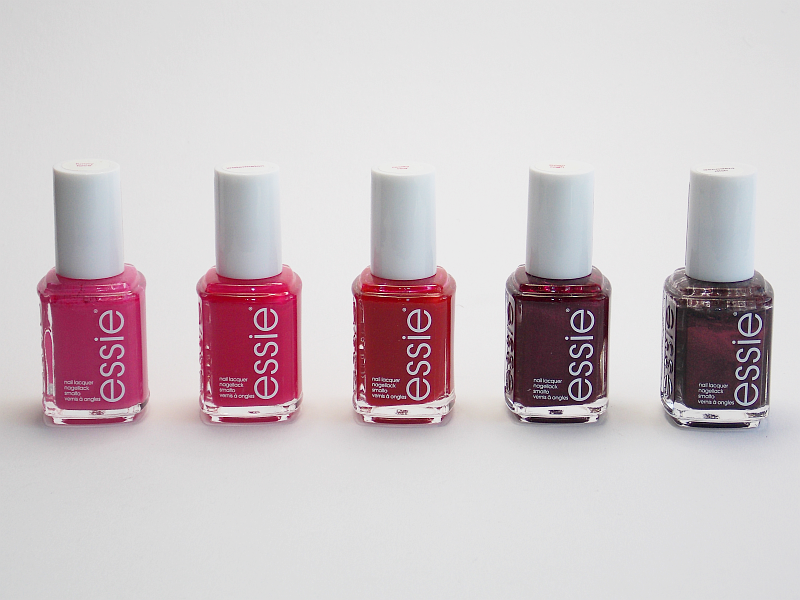 My (current) Essie nail polish collection | The Beauty Smoothie