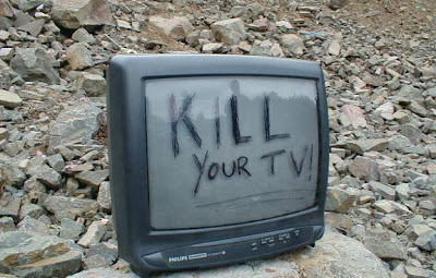 Όταν ψηφίζει η τηλεόραση!