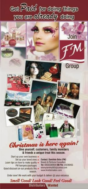 Join The FM Group!