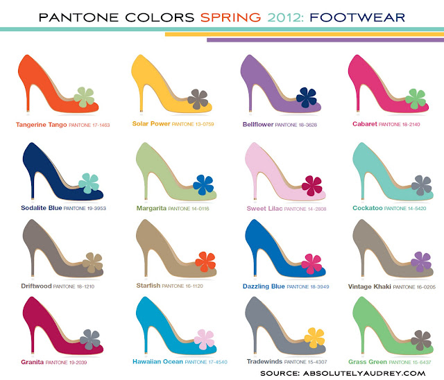stylettos by absolutely audrey new pantone colors for