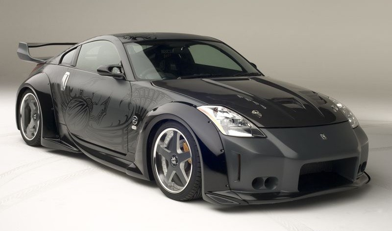 Car Blog Nissan 350z