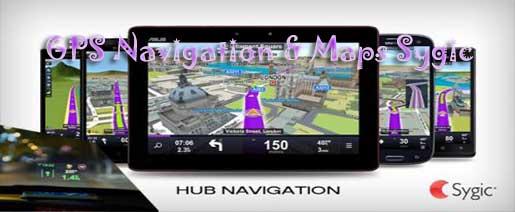 GPS Navigation & Maps Sygic Apk v15.4.8 FULL Patched