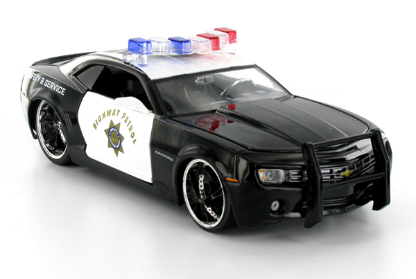 Camaro Police Car Wallpapers