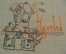Haunted Stitchery Pattern