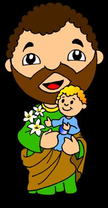 SÃO JOSÉ, ROGAI POR NÓS E