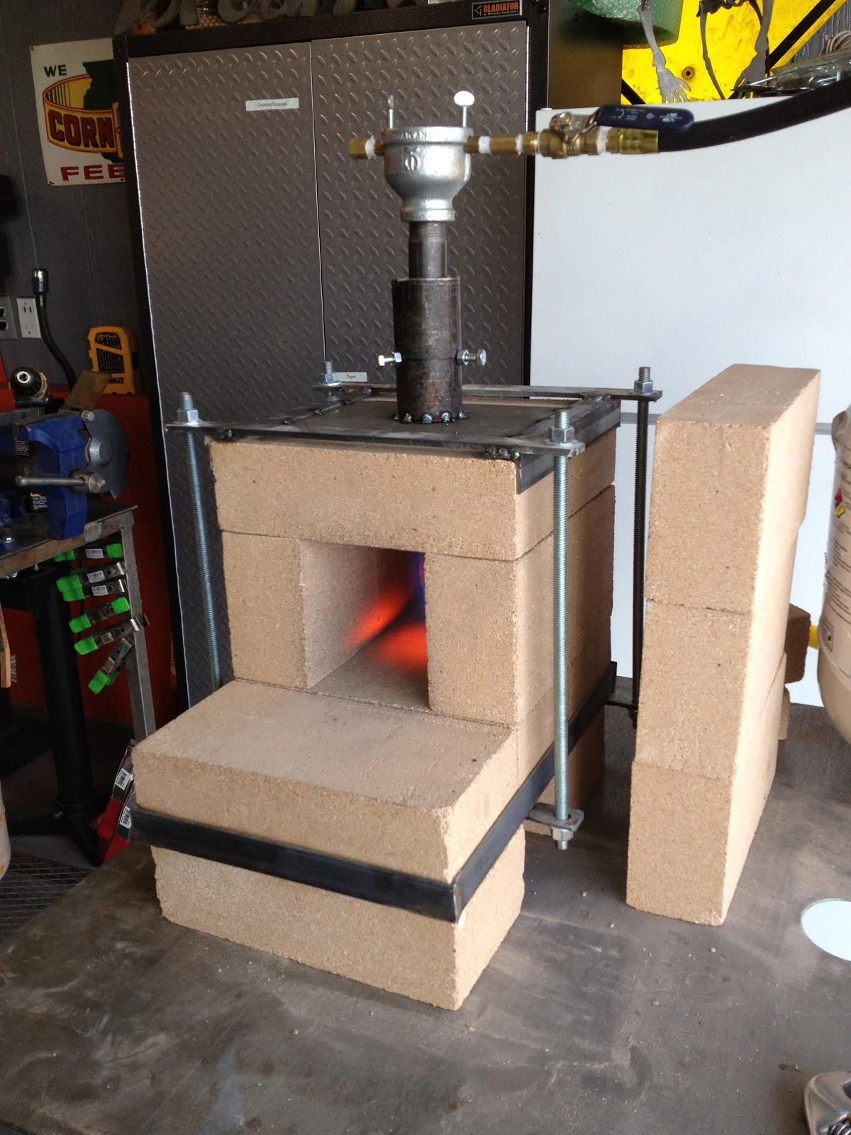 Fire Brick Foundry : Gb s fab shop december