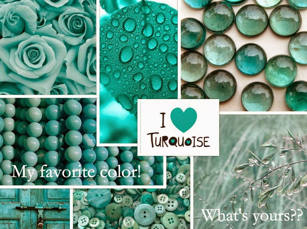 April Challenge #29: Favorite color