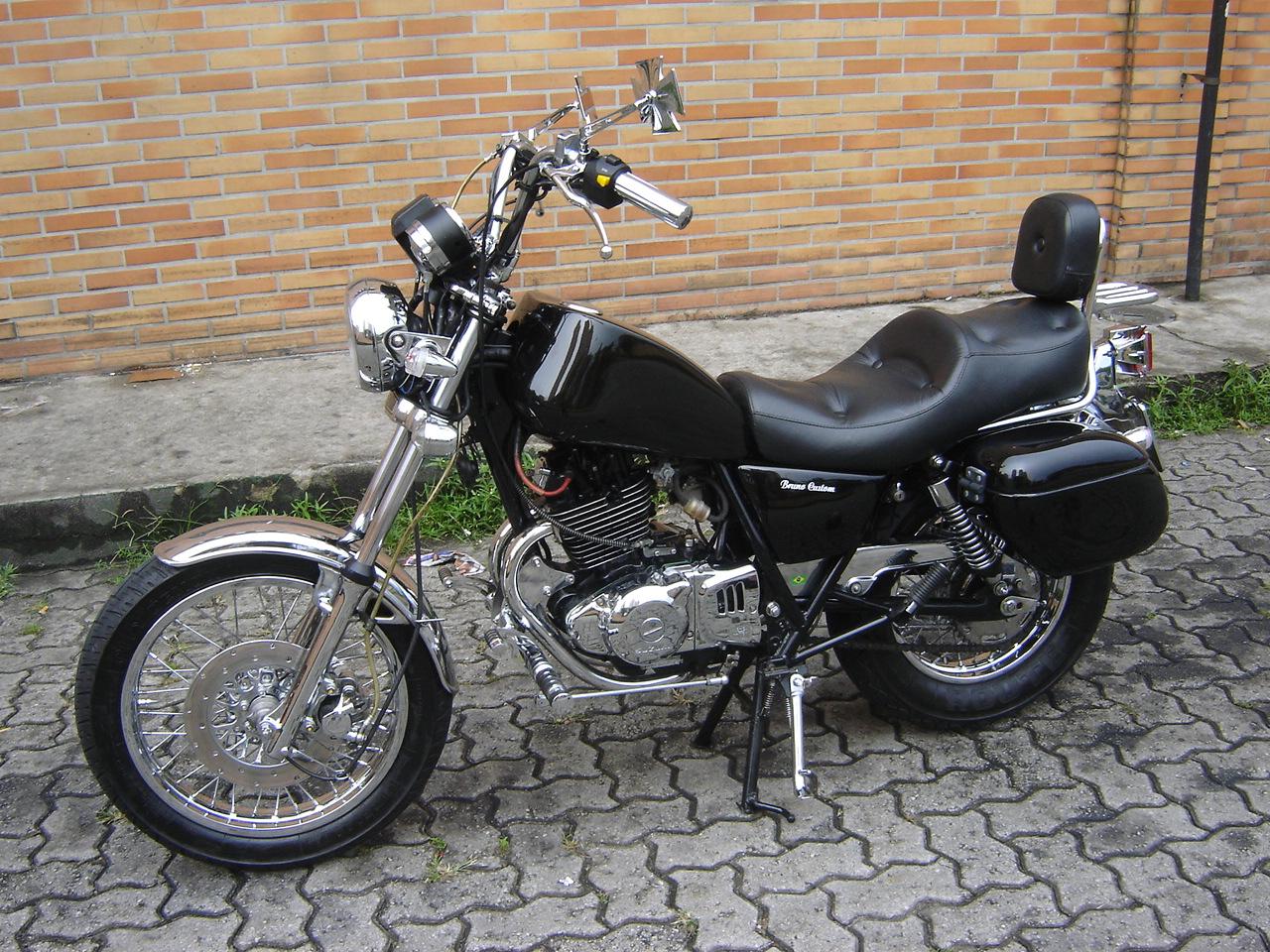 Suzuki Mintruder Cc