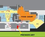 Premier Art - Location Map
