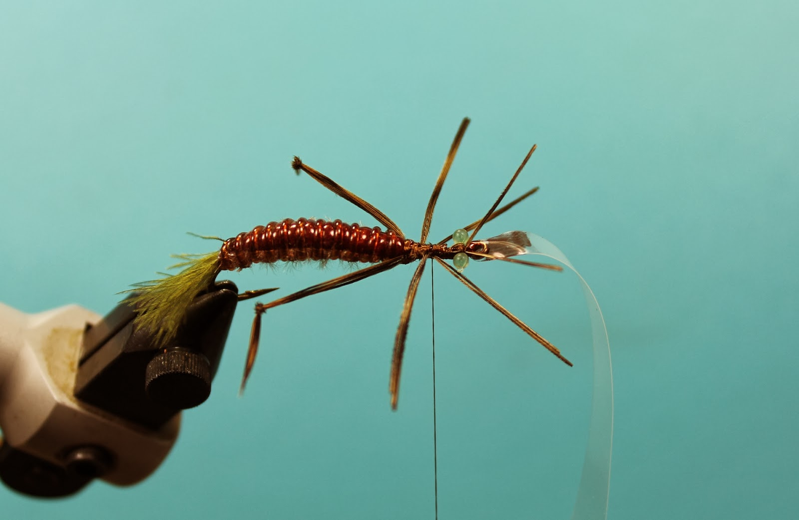 Fly Tying Nation Swimming Damsel Nymph