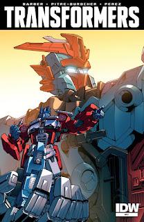 Actualización 12/12/2015: The Transformers #47, traducido por ZUR, revisado por Rosevanhelsing y maquetado por Kisachi.