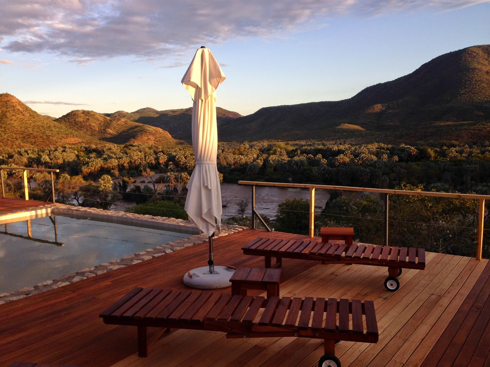 Kapika Waterfall Lodge Namibia